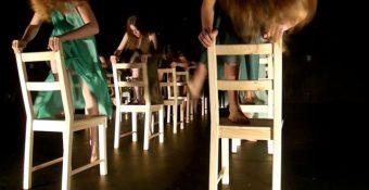 de ! kunsthumaniora hedendaagse dans - Unknown